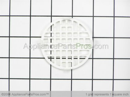 Whirlpool Grate, Funnel 3369326 from AppliancePartsPros.com