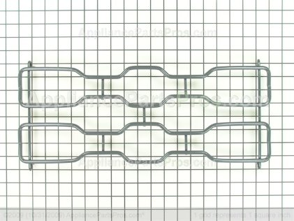 Whirlpool Grate (gry) 74007278 from AppliancePartsPros.com