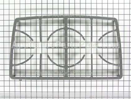 Whirlpool Grate (gry) 74008043 from AppliancePartsPros.com