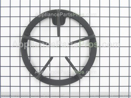 Whirlpool Grate (sm/smr-Blk) 74005342 from AppliancePartsPros.com