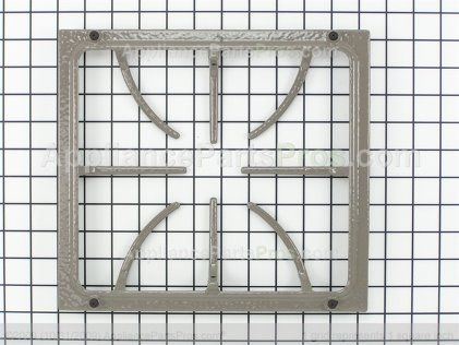 Whirlpool Grate (taupe-Ctr) 74007810 from AppliancePartsPros.com
