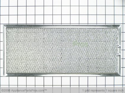 Whirlpool Grease Filter 6802A from AppliancePartsPros.com