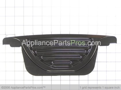 Whirlpool Grill (blk) 67001551 from AppliancePartsPros.com