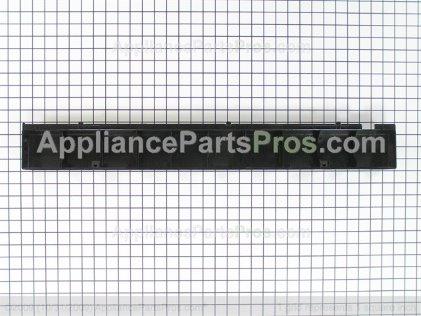Whirlpool Grill-Vent (black) W10286828 from AppliancePartsPros.com