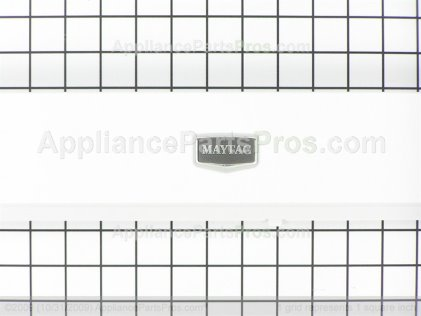 Whirlpool Grill-Vent (white) W10286825 from AppliancePartsPros.com