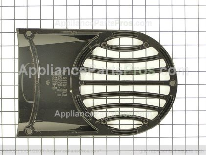 Whirlpool Grille, Air (black) 8285115 from AppliancePartsPros.com