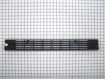 Whirlpool Grille Grille (black (includes 6 & 7)) 8210294 from AppliancePartsPros.com