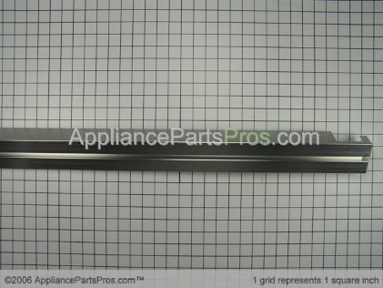 Whirlpool Grille, Louver (stainless Steel) 2254761S from AppliancePartsPros.com