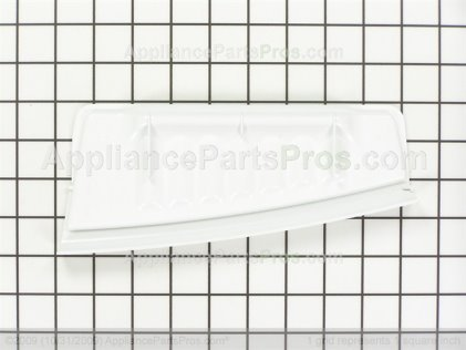 Whirlpool Grille, Overflow (white) 2207048W from AppliancePartsPros.com
