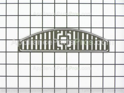 Whirlpool Grille W10187370 from AppliancePartsPros.com