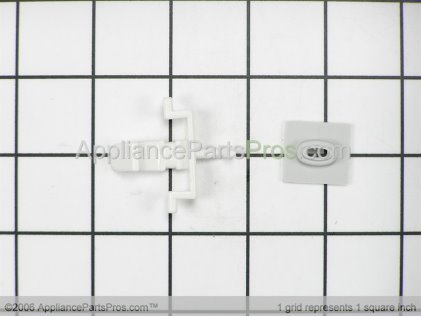 Whirlpool Grommet & Latch Kit W10131752 from AppliancePartsPros.com