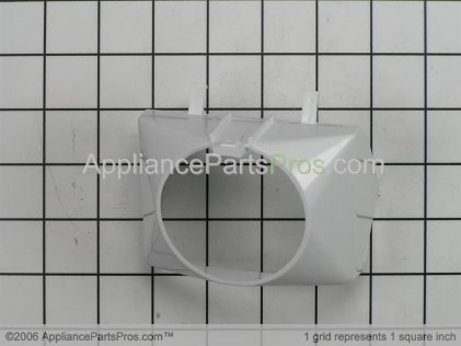 Whirlpool Ice Dispenser Guide 1124730 from AppliancePartsPros.com