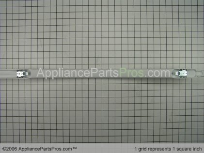 Whirlpool Handle Assy., Door (wht) 67004651 from AppliancePartsPros.com