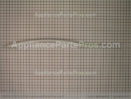 Whirlpool Handle Assy (wht) 67004767 from AppliancePartsPros.com