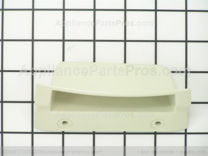 Whirlpool Handle, Door Assembly (lh) (following Parts Not Included) Handle, Door Assembly (rh) (biscuit) 8559740 from AppliancePartsPros.com