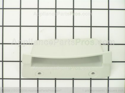 Whirlpool Handle, Door (lh) (platinum) 8559739 from AppliancePartsPros.com