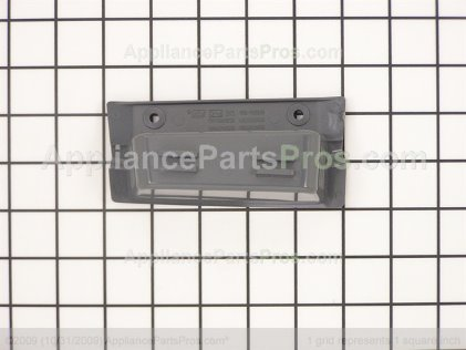 Whirlpool Handle, Door (lh) (pewter) 8559743 from AppliancePartsPros.com