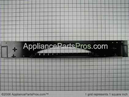 Whirlpool Handle, Door (stl) 74006916 from AppliancePartsPros.com