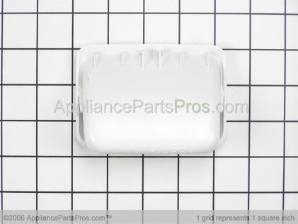 Whirlpool Handle, Door (wht) 33001241 from AppliancePartsPros.com