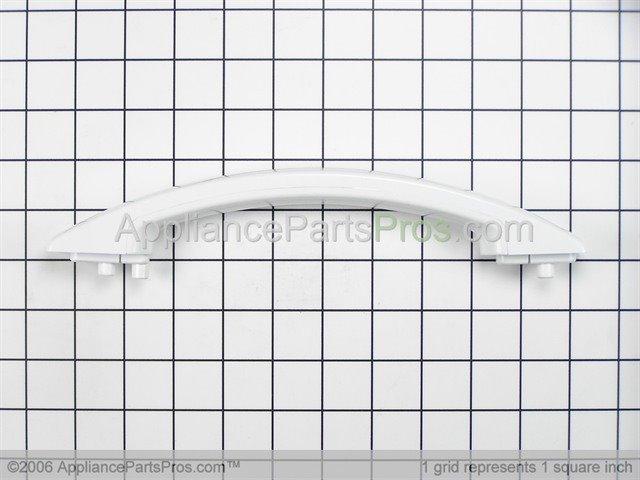 Whirlpool 59001080 Handle Door Wht Appliancepartspros Com