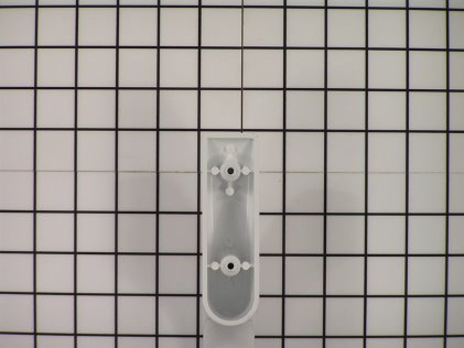 Whirlpool Handle, Door (wht) 74003134 from AppliancePartsPros.com