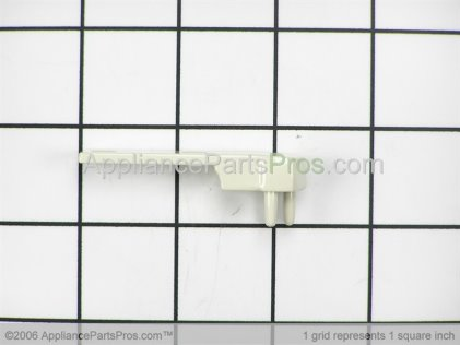 Whirlpool Handle End, Top (almond) 9791777 from AppliancePartsPros.com