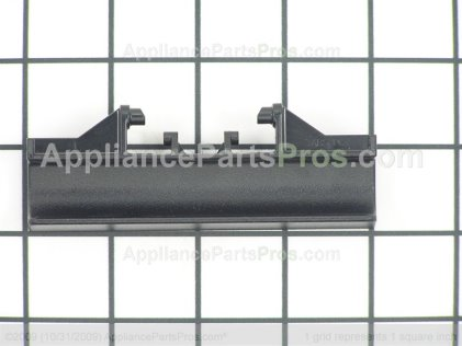 Whirlpool Handle Latch Blk 99003284 from AppliancePartsPros.com