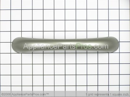 Whirlpool Handle (stainless) 8185156 from AppliancePartsPros.com