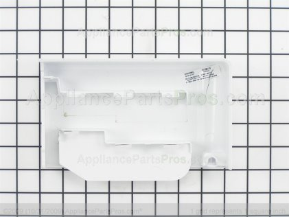 Whirlpool Handle W10118955 from AppliancePartsPros.com