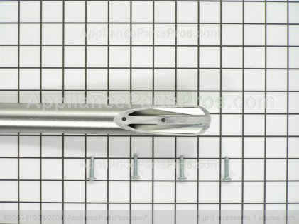 Whirlpool Handle W10153553 from AppliancePartsPros.com