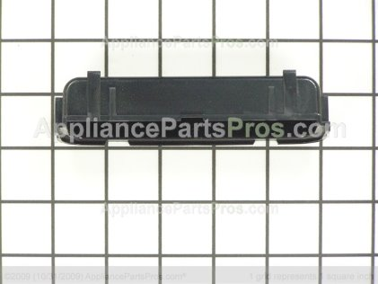 Whirlpool Handle W10181610 from AppliancePartsPros.com
