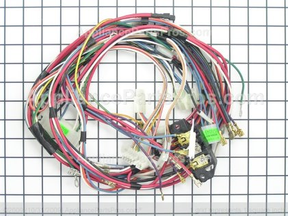 Whirlpool Harns-Wire 8576545 from AppliancePartsPros.com