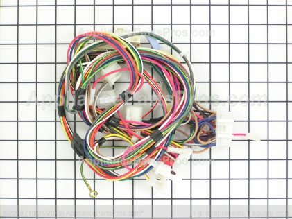 Whirlpool Harns-Wire W10113814 from AppliancePartsPros.com
