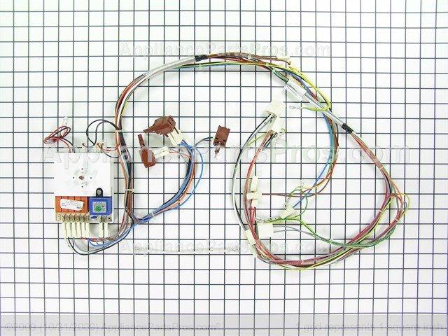whirlpool w11126037 harns-wire