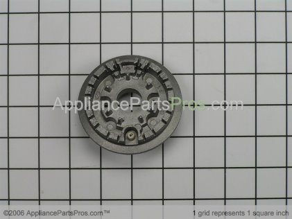 Whirlpool Head, Burner (sd) 74007527 from AppliancePartsPros.com