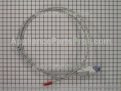 Whirlpool Water Filter Head and Tube Assembly W10204043 from AppliancePartsPros.com