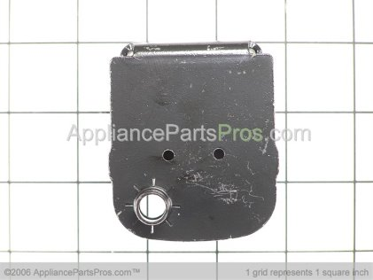 Whirlpool Hinge Assy, Bot Lh 12636901ED from AppliancePartsPros.com