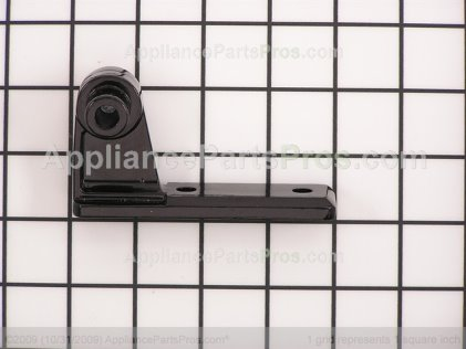Whirlpool Hinge, Center (blk) 63001457 from AppliancePartsPros.com