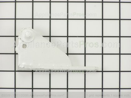 Whirlpool Hinge, Center (rt-Wht 67006379 from AppliancePartsPros.com
