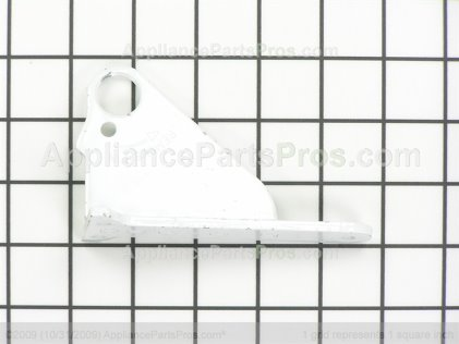 Whirlpool Hinge, Center (white 67002028 from AppliancePartsPros.com