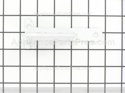 Whirlpool Hinge, Center (white 67002028 from AppliancePartsPros.com