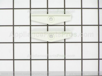 Whirlpool Hinge Cover Kit (bsq 12002113 from AppliancePartsPros.com