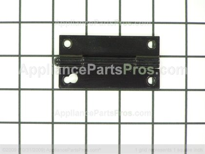 Whirlpool Hinge W10050090 from AppliancePartsPros.com