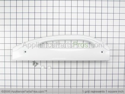 Whirlpool Hndl, Fzr (wht) 61002016 from AppliancePartsPros.com