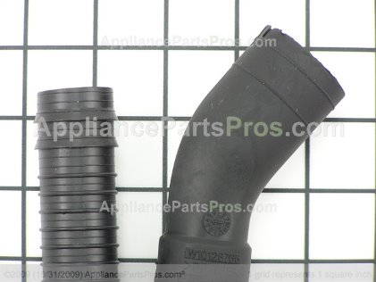 Whirlpool Hose 280190 from AppliancePartsPros.com