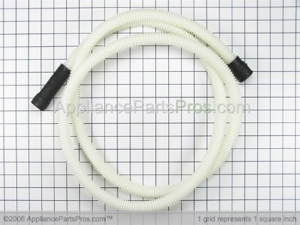 Whirlpool Hose, Drain 99002175 from AppliancePartsPros.com