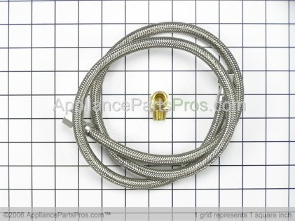 Whirlpool Hose-Fill 4396897RW from AppliancePartsPros.com