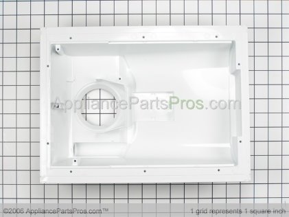 Whirlpool Hsng Fountain 61004675 from AppliancePartsPros.com