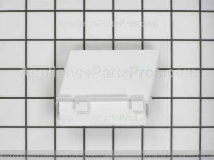 Whirlpool Icemaker Air Deflector 2182146 from AppliancePartsPros.com