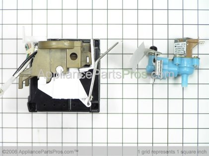 Whirlpool Icemaker, Complete Add on Kit. 1129316 from AppliancePartsPros.com